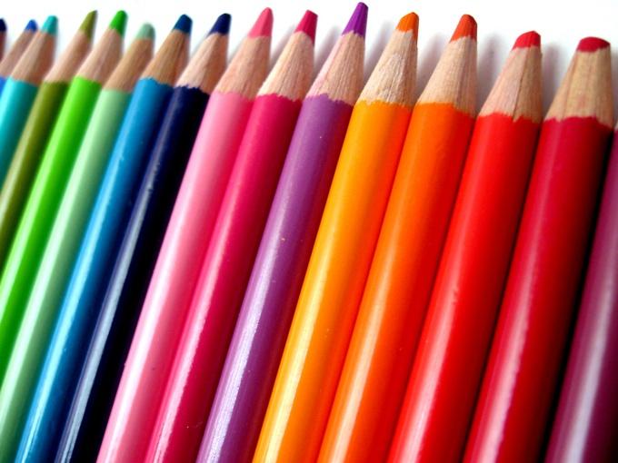 Как определить характер по любимому цвету