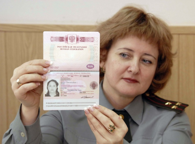 How to get a passport in Barnaul