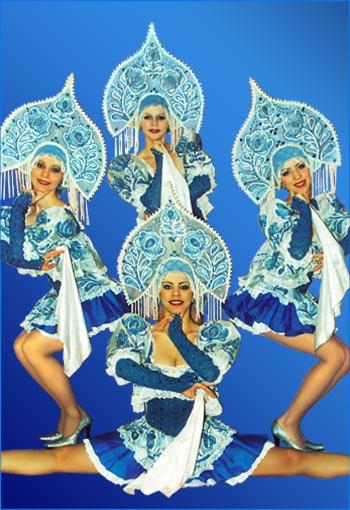 Как танцевать русские танцы