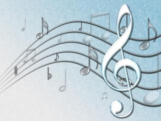 Как применить музыку ко всем слайдам