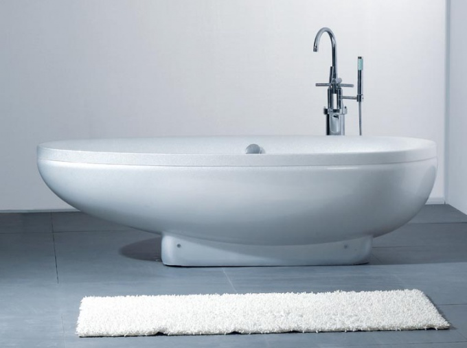 How to repair acrylic bathtub