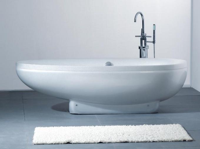 Как отремонтировать акриловую ванну