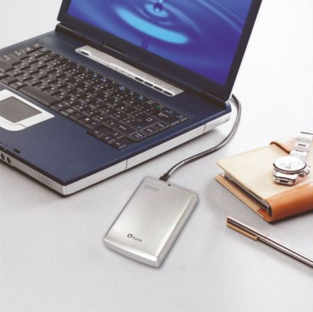 How to format a portable drive