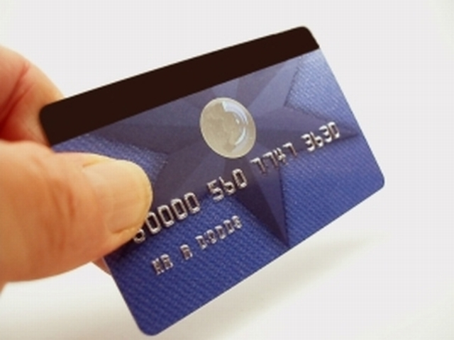 As activated Bank card