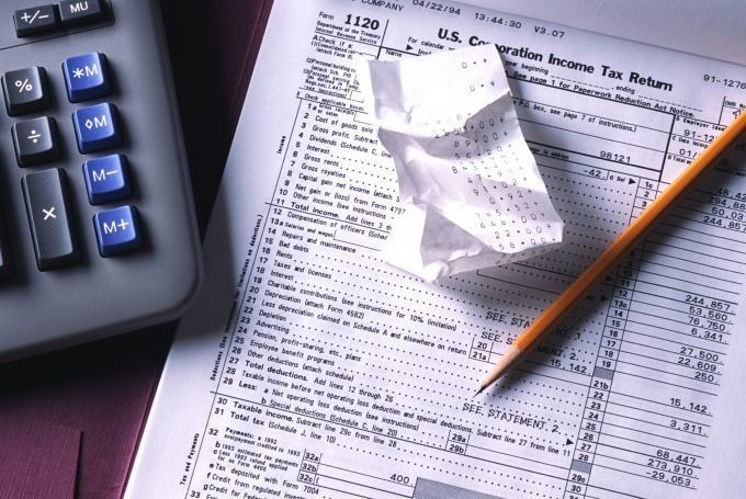 How to fill out a Declaration for income tax refund
