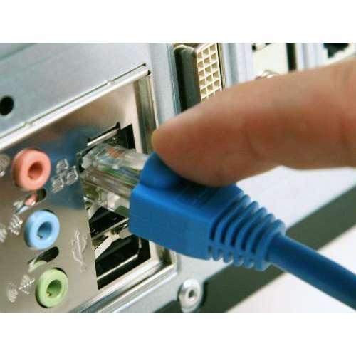 Как подключить интернет по выделенной линии