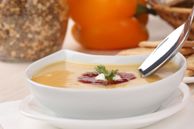 Как приготовить суп в мультиварке