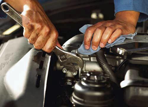 Как поменять масло в двигателе ВАЗ