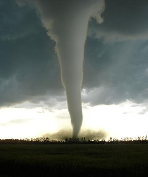 Как сделать торнадо