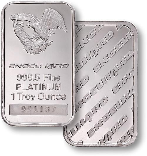 Как отличить платину от серебра