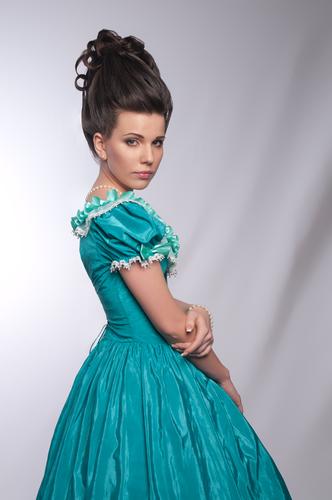 Как сшить платье для бальных танцев