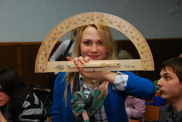 Как оформить кабинет математики