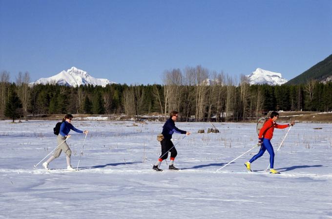 Как определить для себя жесткость лыж