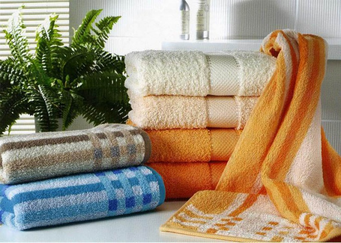How to make towels softer