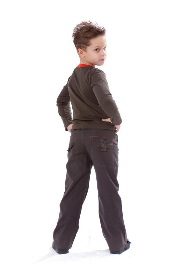 Как сшить детские брюки