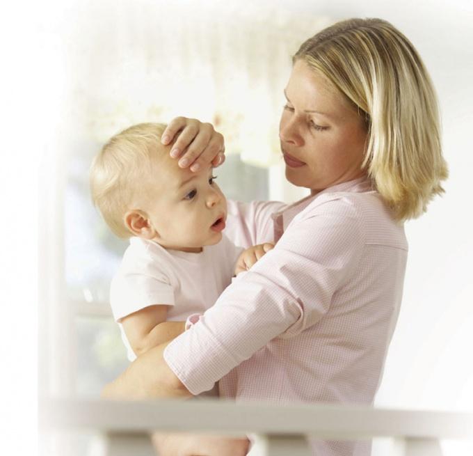 Как  быть, если ваш ребенок заболел