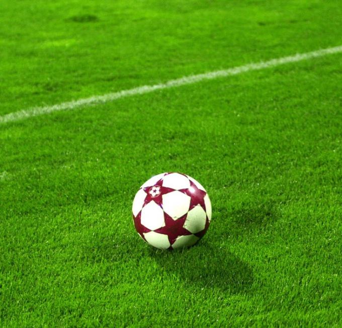 Как накачать мяч
