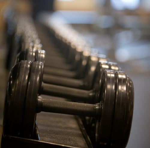 Как накачать мышцы бесплатно