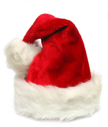 How to make a Christmas cap