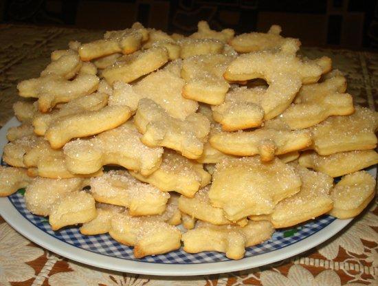 Как испечь вкусное печенье