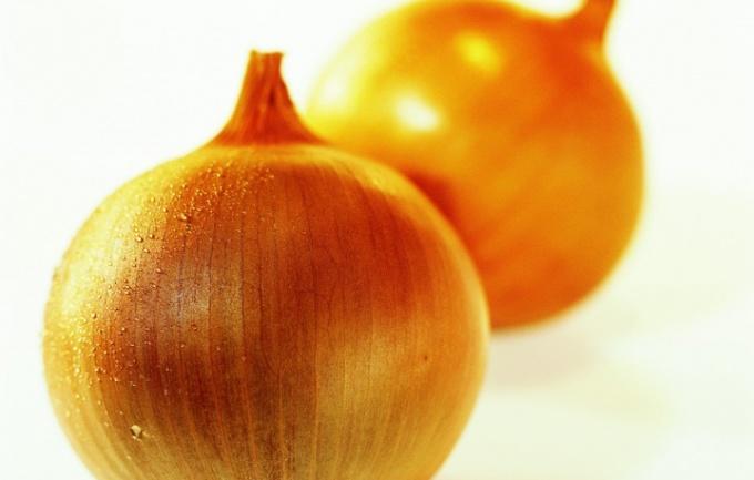 Как запечь луковицу
