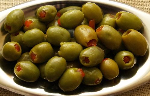 Как приготовить оливки