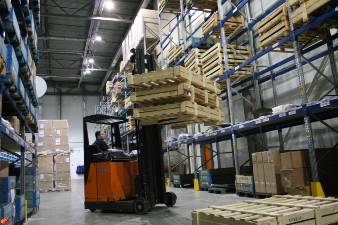 How to organize inventory accounting