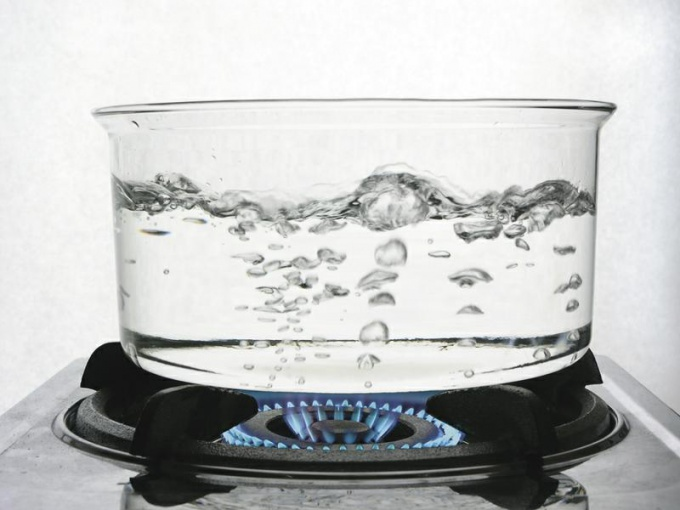 Как нагреть быстро воду