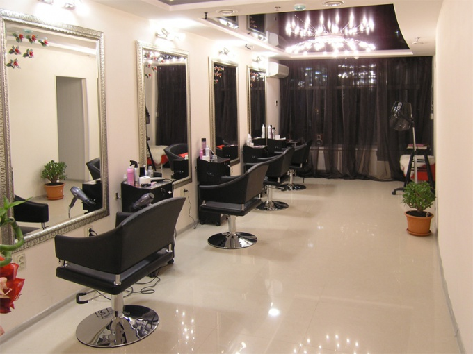 Как оборудовать парикмахерскую
