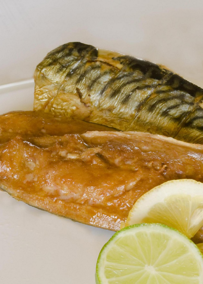 How to pickle fish mackerel