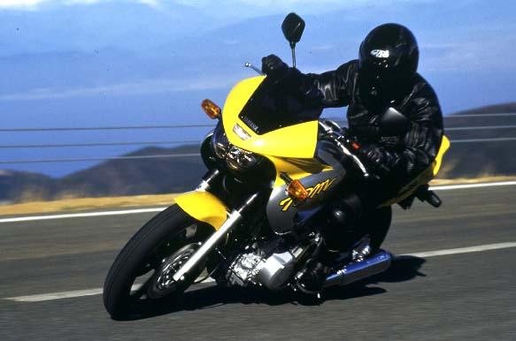 Как сдать на права на мотоцикл