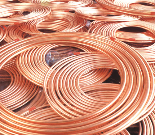 How to recognize copper