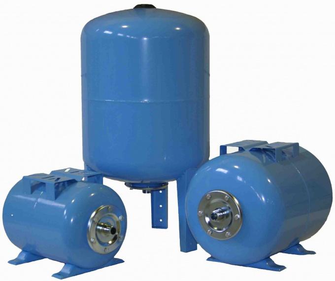 Как увеличить давление воды
