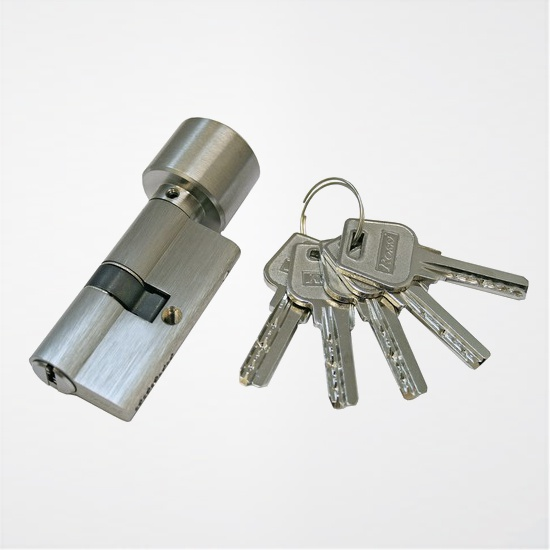 How to open a closed lock