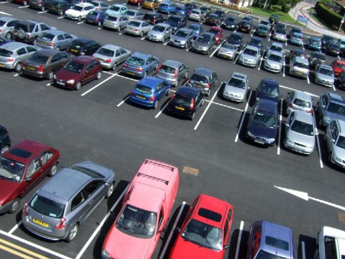 Как открыть парковку