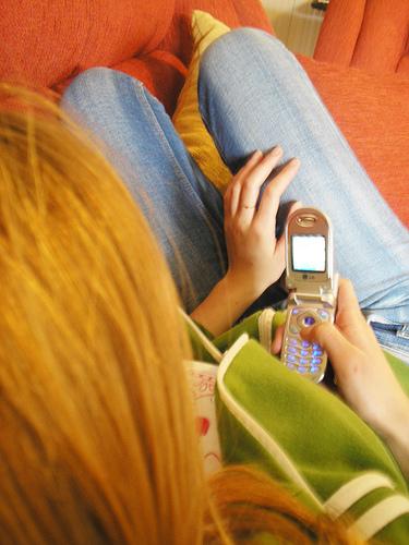 Как написать sms в Россию