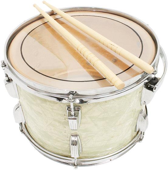 Как сделать барабанные палочки