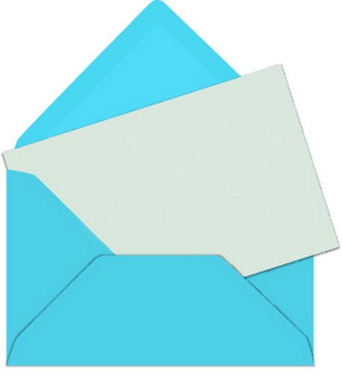 Как напечатать на конверте адрес