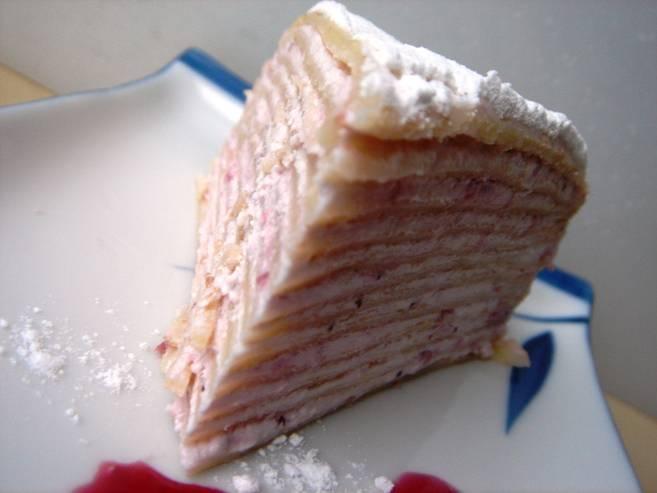 Как приготовить блинный торт