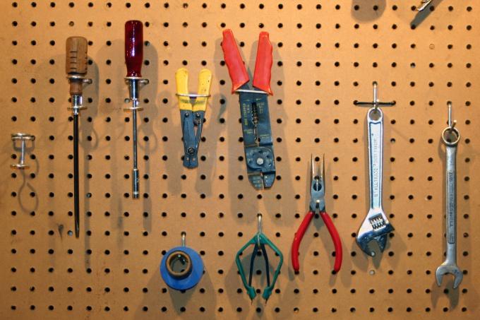 Как хранить инструмент