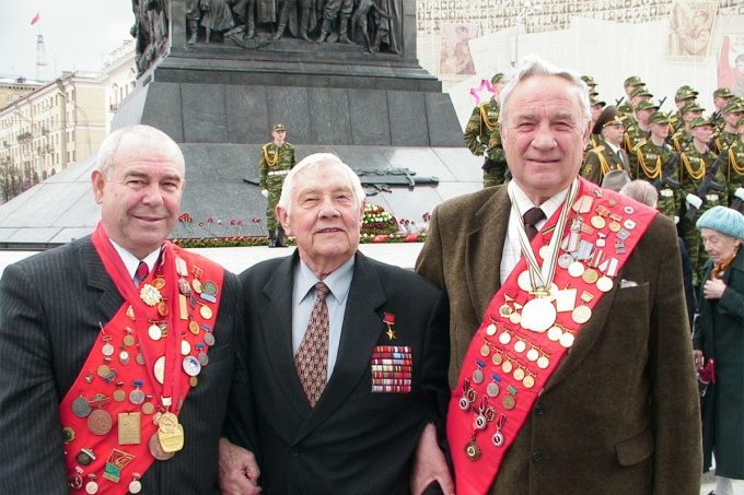 How to find the participant of the great Patriotic war