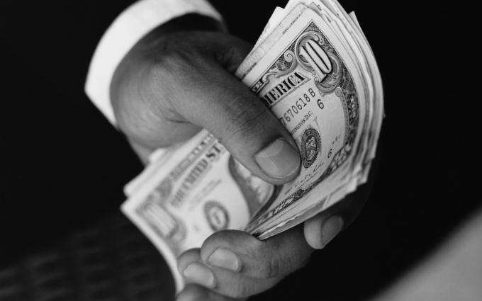 Как выдавать деньги из кассы