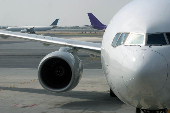 Как узнать, прилетел ли самолет