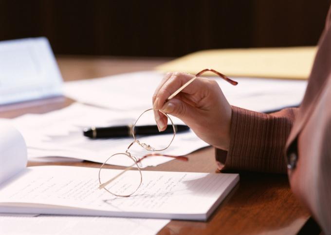 How to write a work purpose