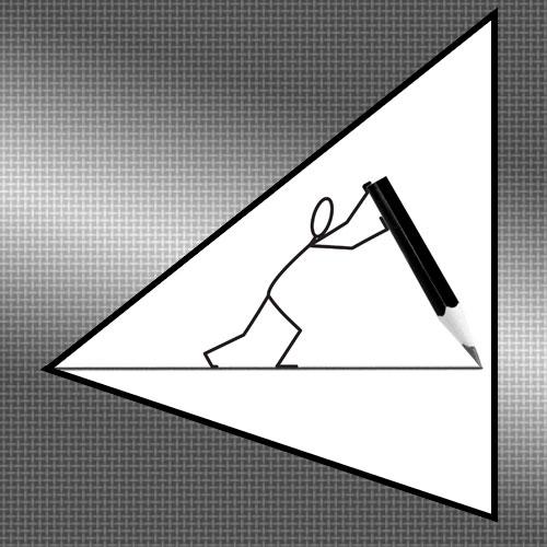 Как вычислить высоту треугольника