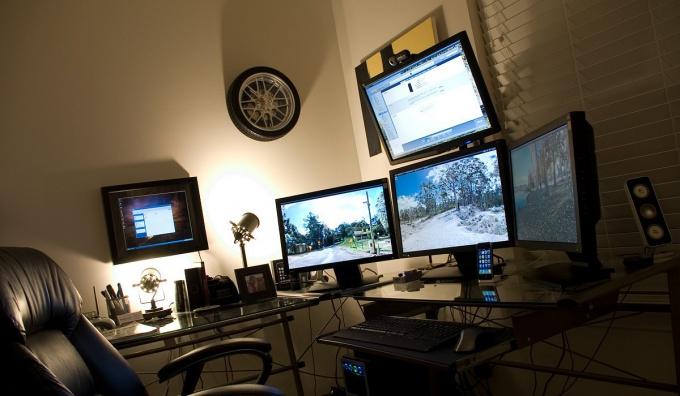 Как подключить компьютер к lcd-телевизору