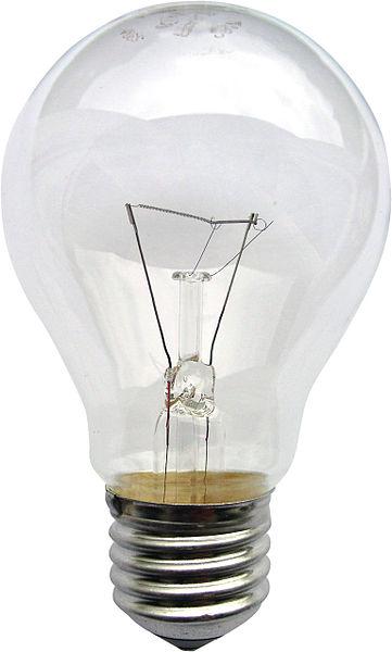 Как открутить лампочку