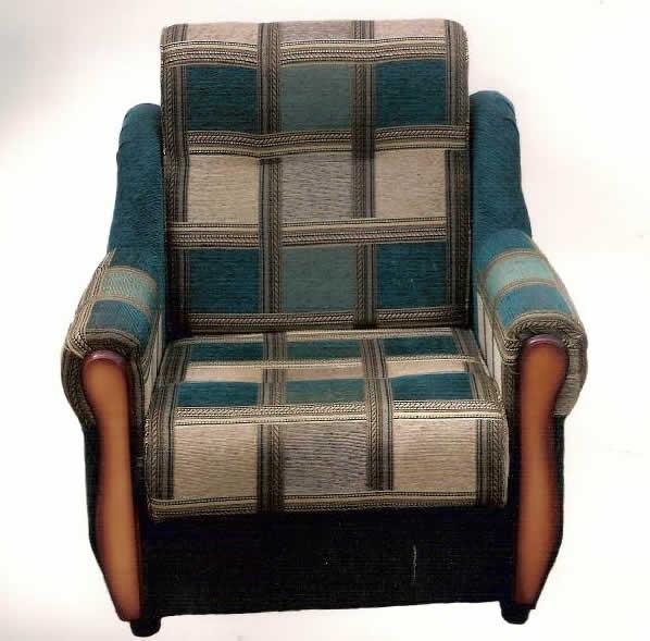 Как обить кресло