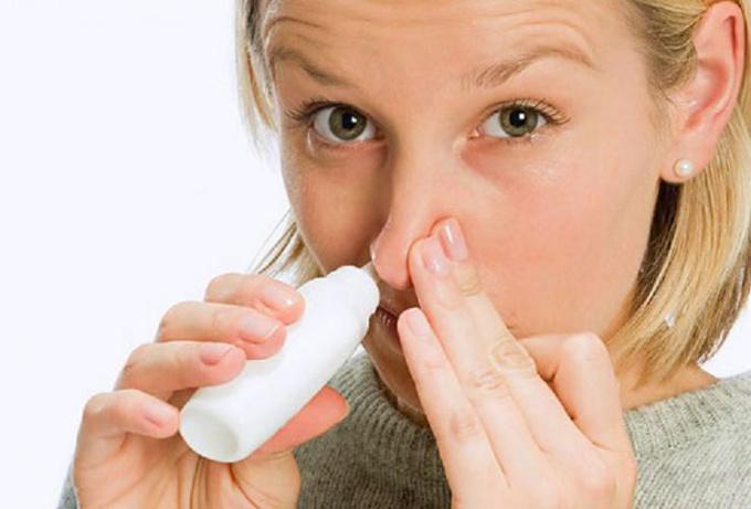 Как лечить отек слизистой носа
