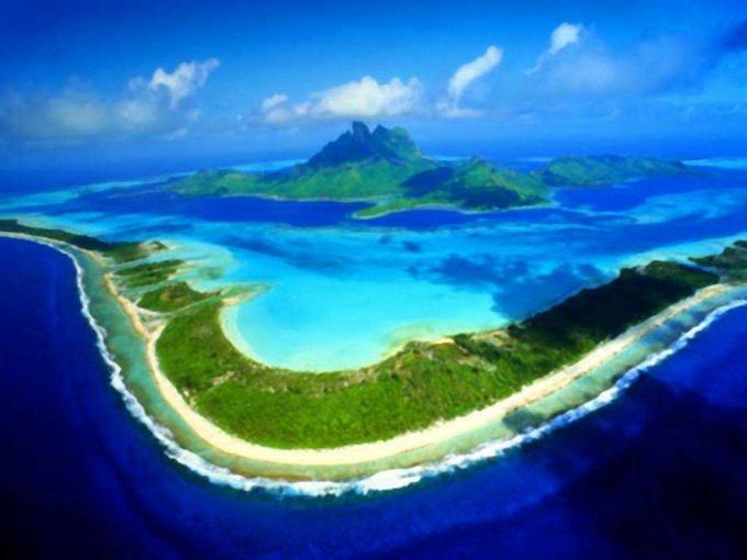 How to fly to Bora Bora